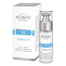 Hyaluron 3% - Serum żelowe...