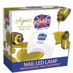 RONNEY - Lampa do paznokci...