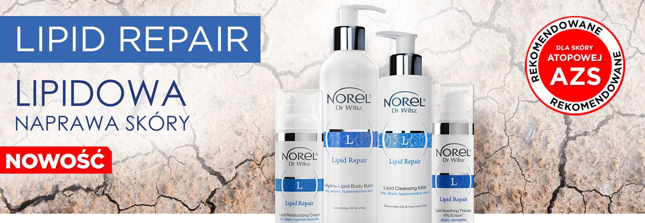 NOREL Lipid Repair - Skóra atopowa
